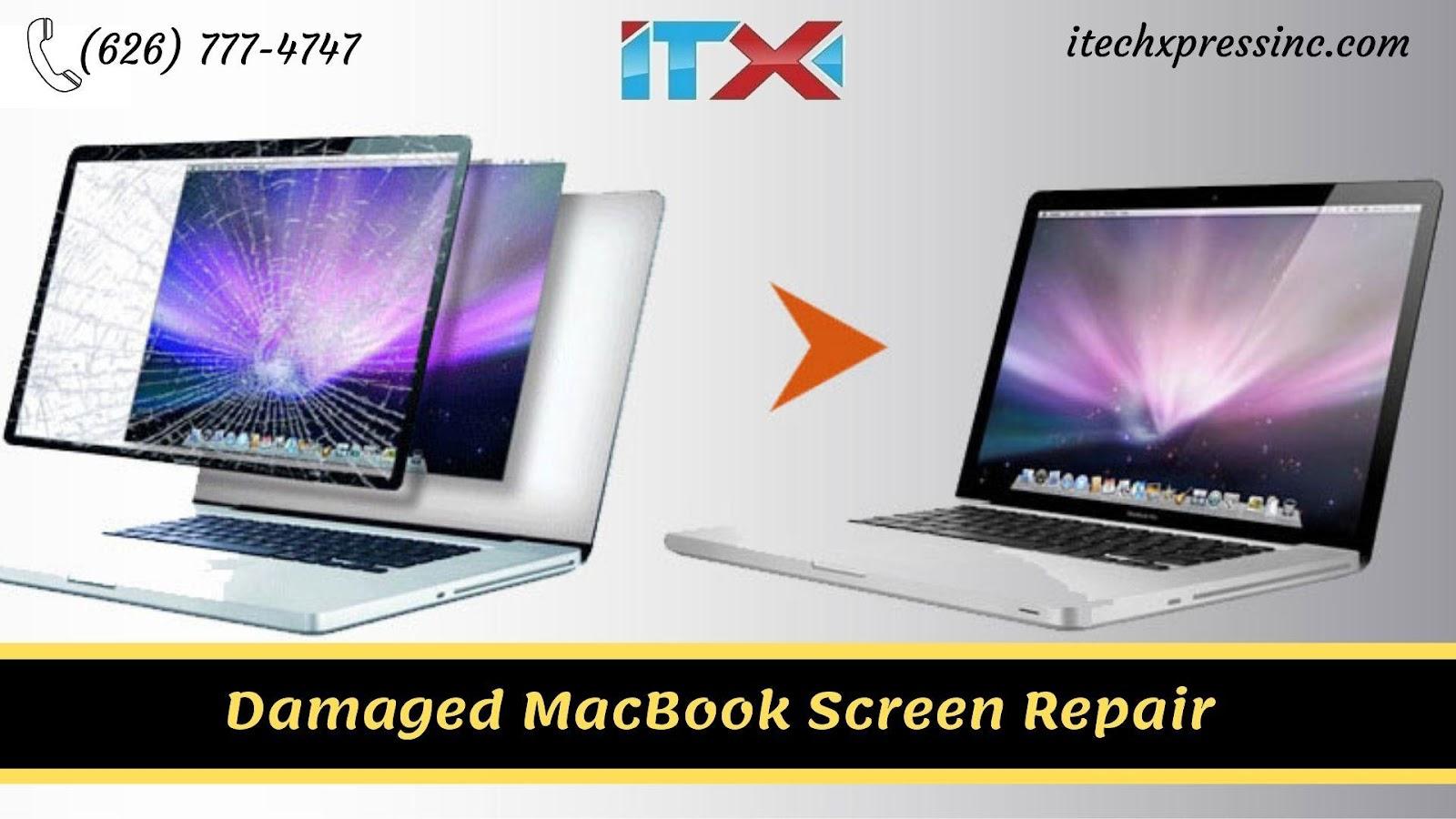 F:\koyel\my project\monday\itechxpressinc.com\blog content\09.03.2019\Damaged MacBook Screen Repair.jpg