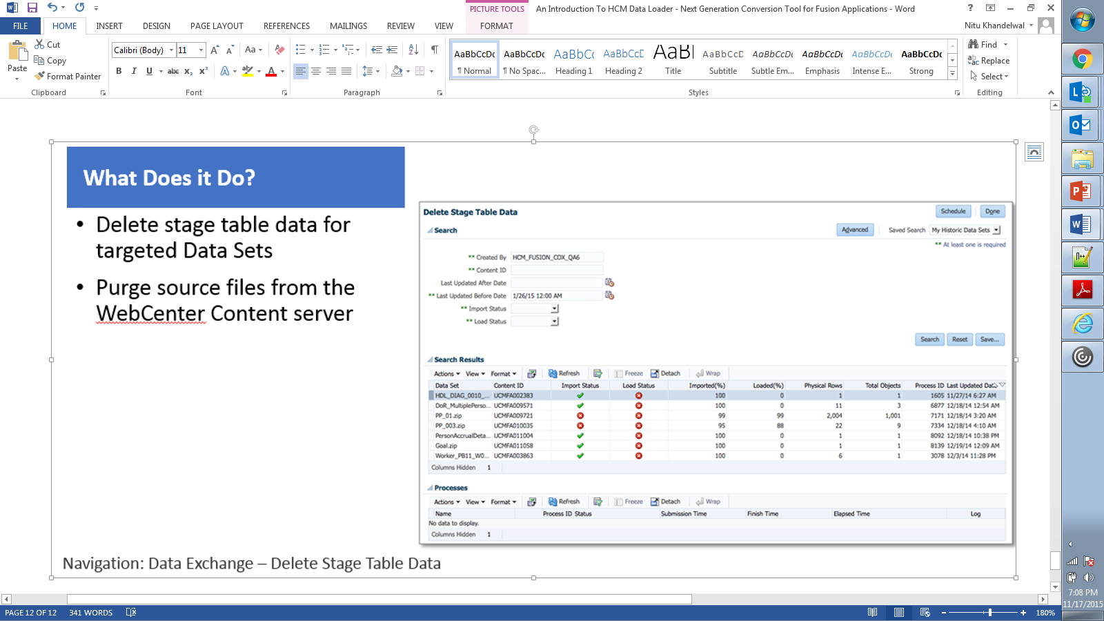 An introduction to hcm data loader next generation conversion as with all delivered hcm extracts it is recommended that you make a copy of the hcm data loader data set summary extract and alter the output to your baditri Gallery