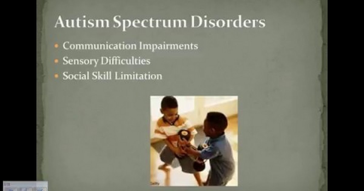 autism spectrum disorder interventions essay Recently published articles from research in autism spectrum disorders a particular year by papers published in autism-related interventions.