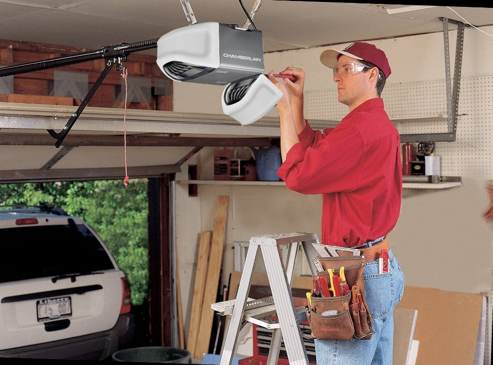 Garage Door Opener Repair And Replacement Cost – How To Lower The Costs