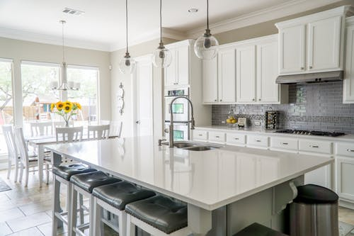 Your Own Private (Kitchen) Island