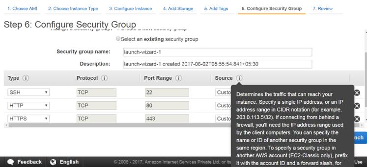 Create Virtual Machine on Amazon Web Services ( AWS ) 38
