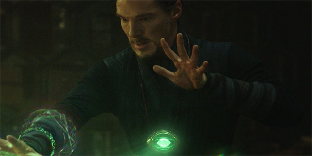 How An Infinity Stone Ended Up In Doctor Strange - CINEMABLEND