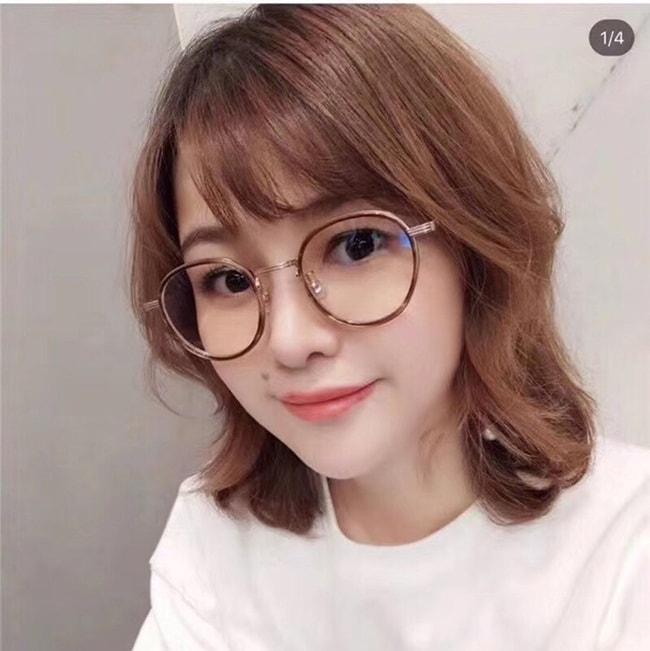 Top mẫu gọng kính cận nữ Hàn Quốc gây mê mẩn lòng người