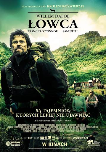 Polski plakat filmu 'Łowca'