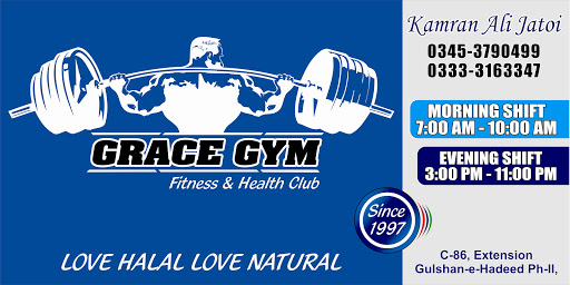 Grace Gym - Physical Fitness Program in Karachi