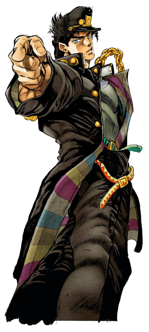 G1 Death Battle Fan Blogs: Death Battle Predictions: Jotaro