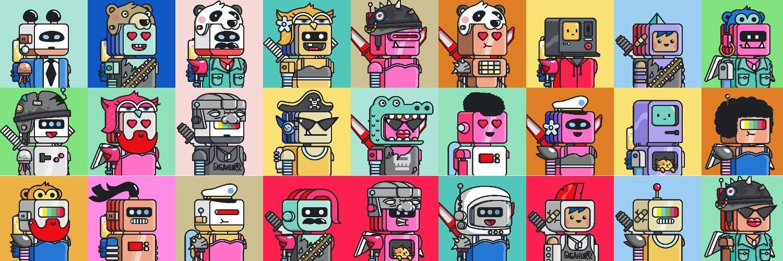 Robotos NFT Collection