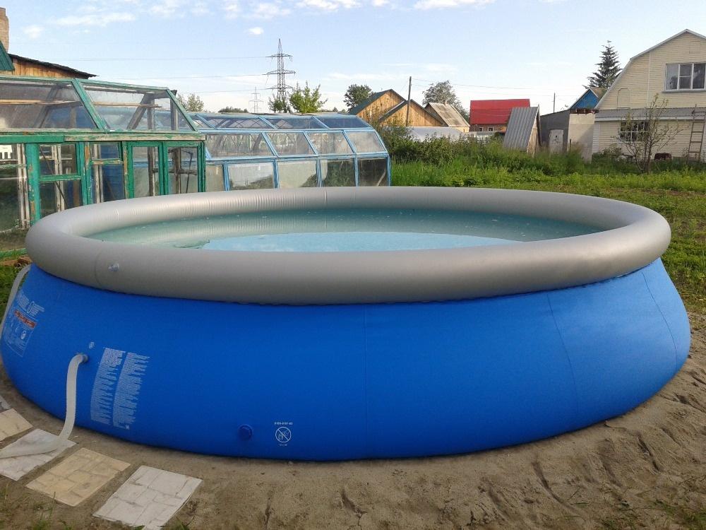 Как выбрать бассейн для детей?