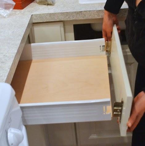 Kitchen Cabinet Drawers Metabox Installation Ana White Woodworking Projects