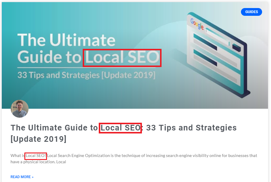 Local SEO for SEO Tips For Contractors