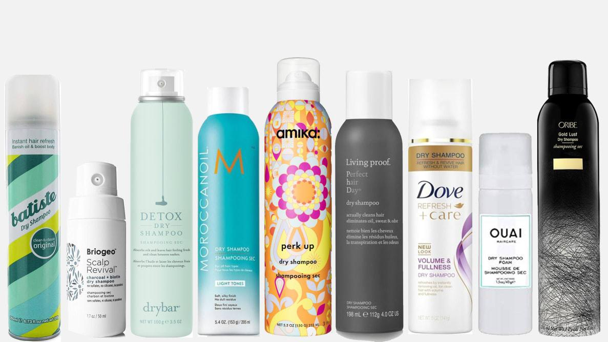 Best Dry Shampoo of 2021 - Reviewed