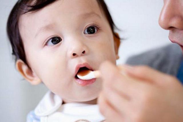 Tăng cường dinh dưỡng cho trẻ