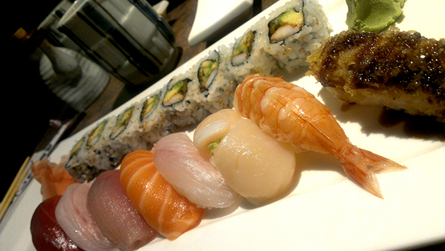 Iron Sushi In North Miami Beach
