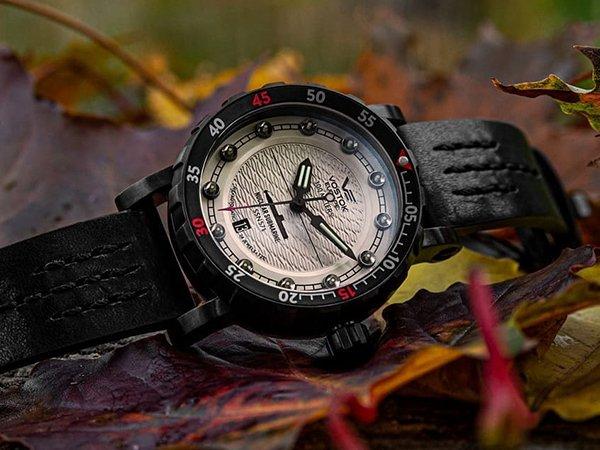 Zegarki Vostok Europe SSN 571 - przełomowa kolekcja dla marki VE