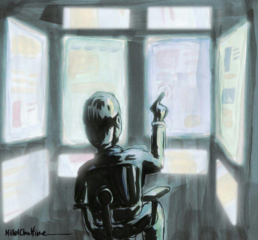 ציור של הלל על מסכים מרחפים באוויר02.jpg
