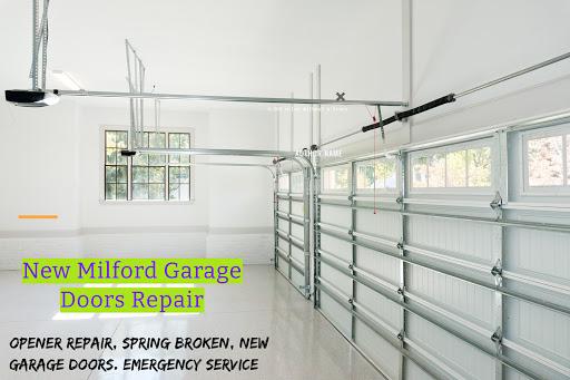 New Milford Garage Doors Repair & installation, opener repair Services