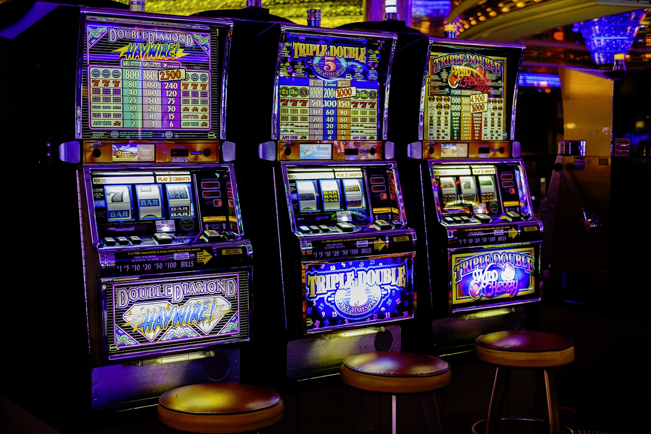 Slot Machine Odds