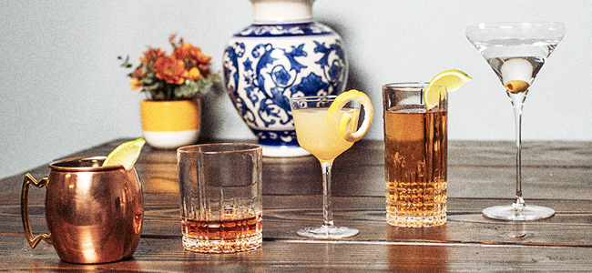 The Gorgeous Glasses Of Our Glassware Guide