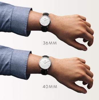 Ưu điểm của đồng hồ dây da chính hãng