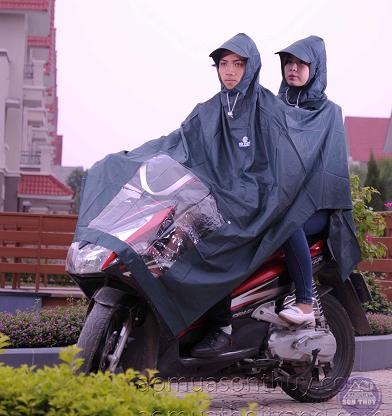 áo mưa tình yêu