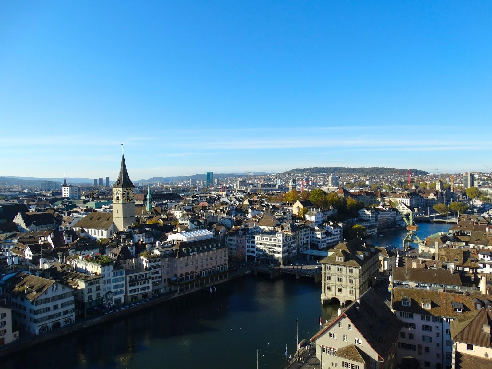 Zurique - Cidades sustentáveis