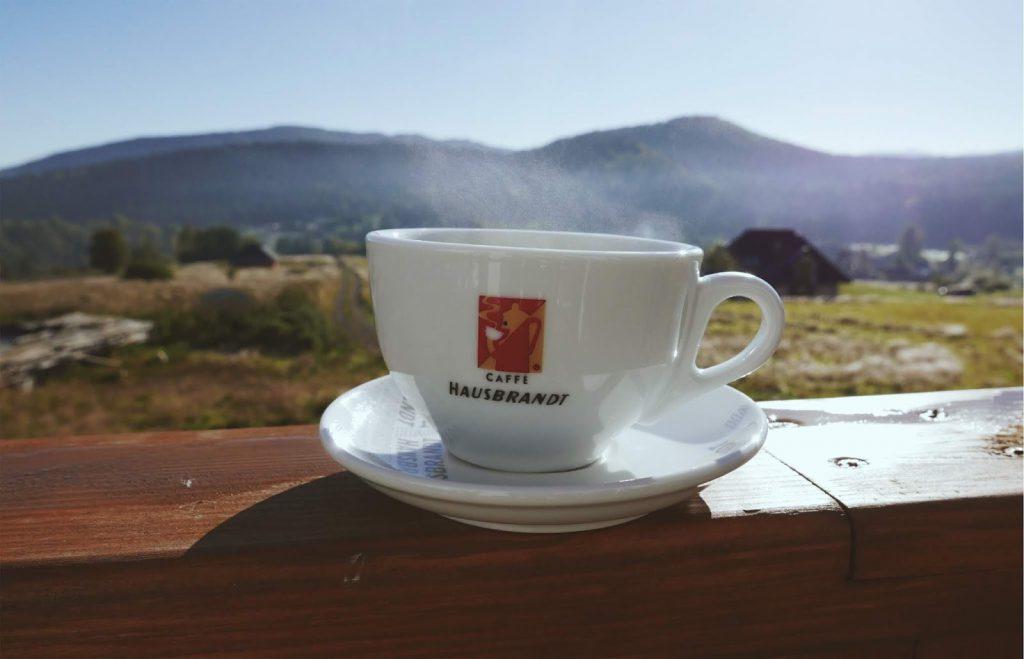Kawa w Bieszczadach