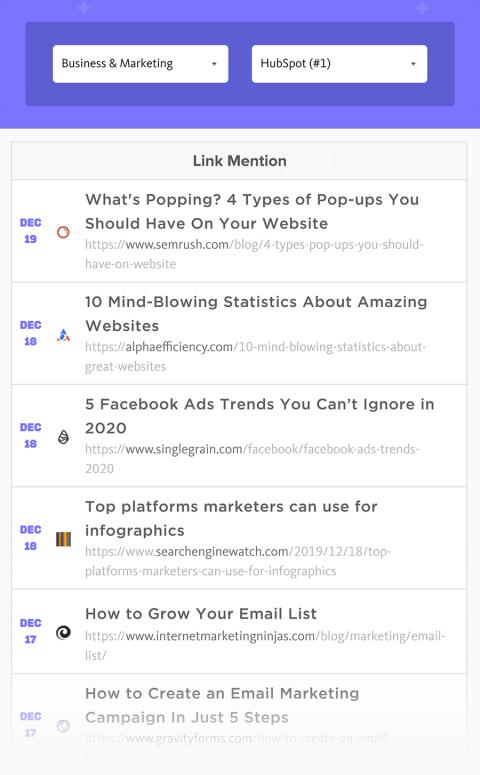 Сервис Detailed покажет, откуда топовые блогеры наращивают для себя внешние ссылки