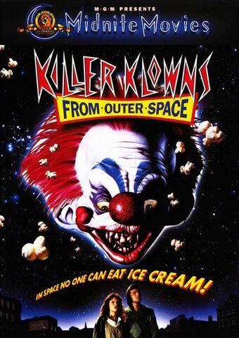Killer Klowns from Outer Space | Clownopedia | Fandom