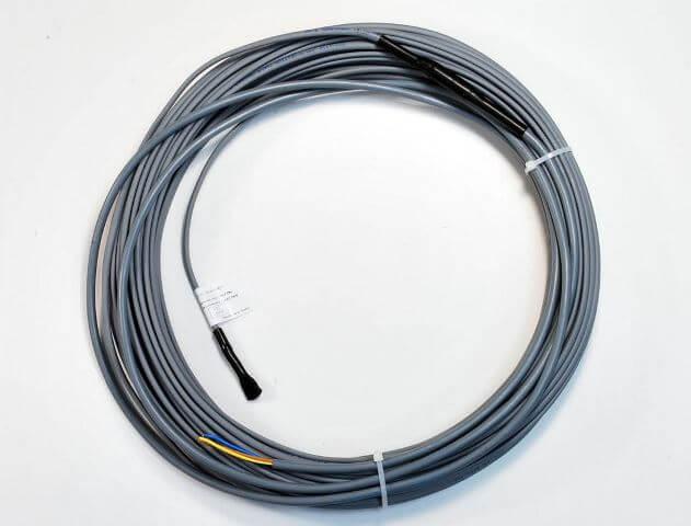 Где приобрести двужильный кабель для теплого пола?