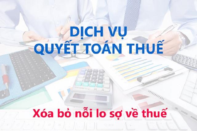 Nhu cầu tìm dịch vụ quyết toán thuế tại HCM ngày càng trở nên nhộn nhịp