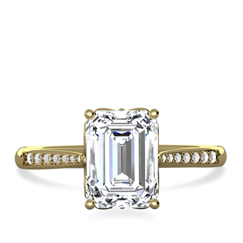 Lila Ethical Engagement Ring