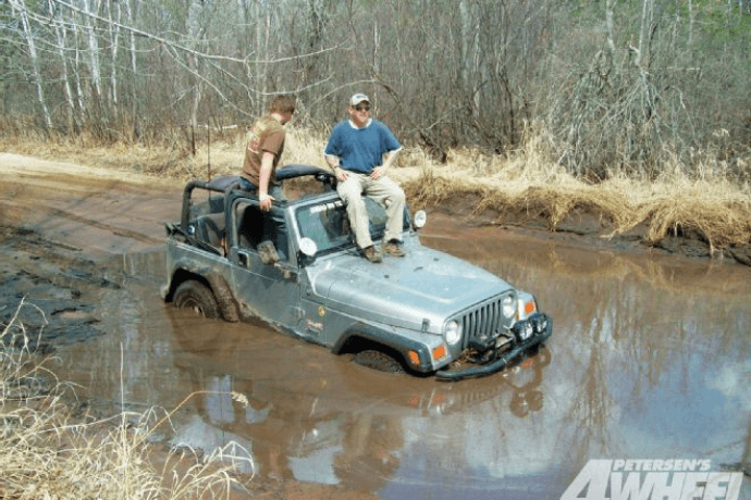 do's and don't of off-roading