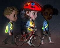 Image result for road safety at night