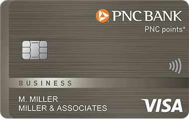PNC Points Visa Business Credit