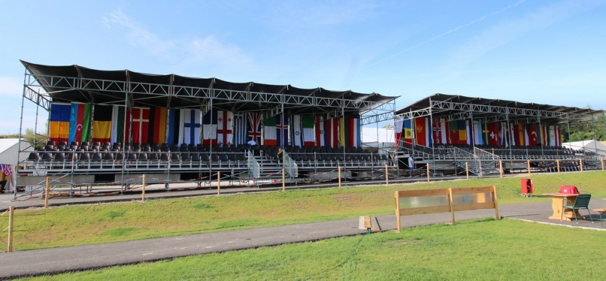 European Shotgun Champs venue