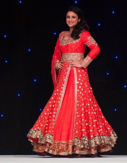 Parineeti Chopra is a sexy bride