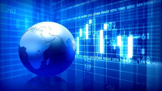 Global Stock Market Loop Stock Footage Video   Getty Images