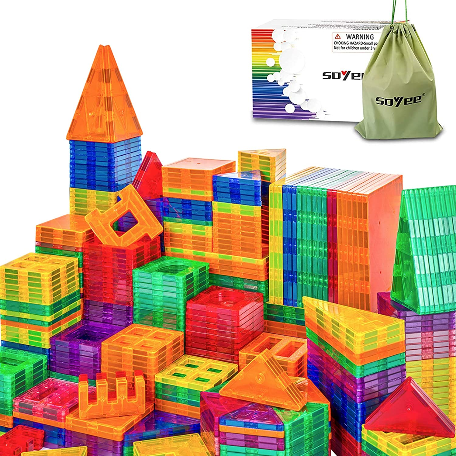 Magnetic tiles That Can Nurture Your Child's Imagination And Creativity