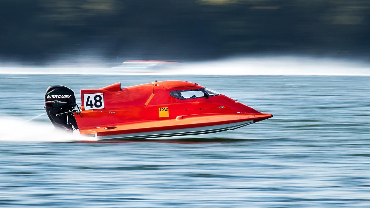 A Jet Boat