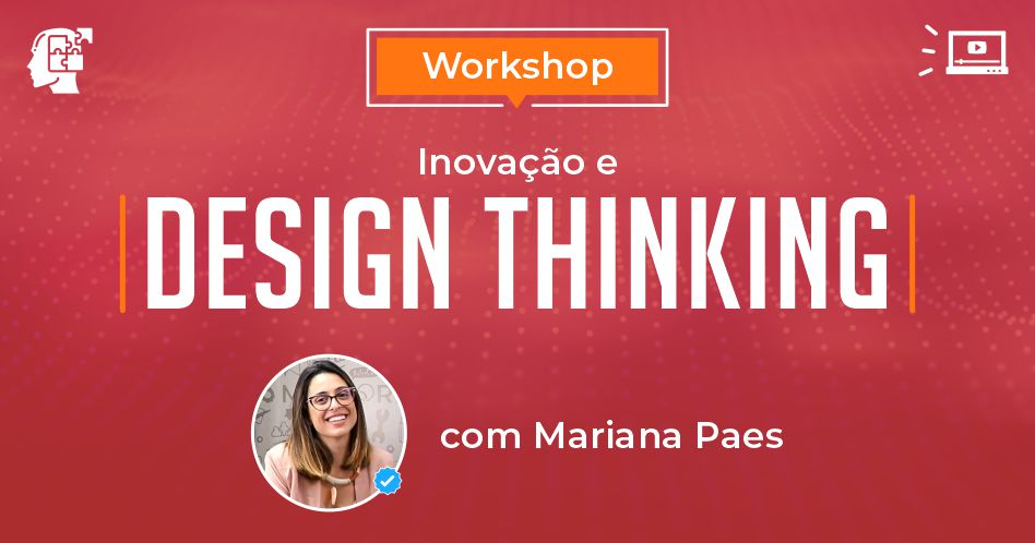 Workshop gratuito de design thinking
