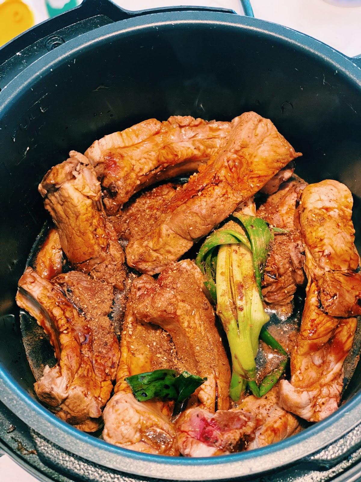 Easy Asian Instant Pot Recipes