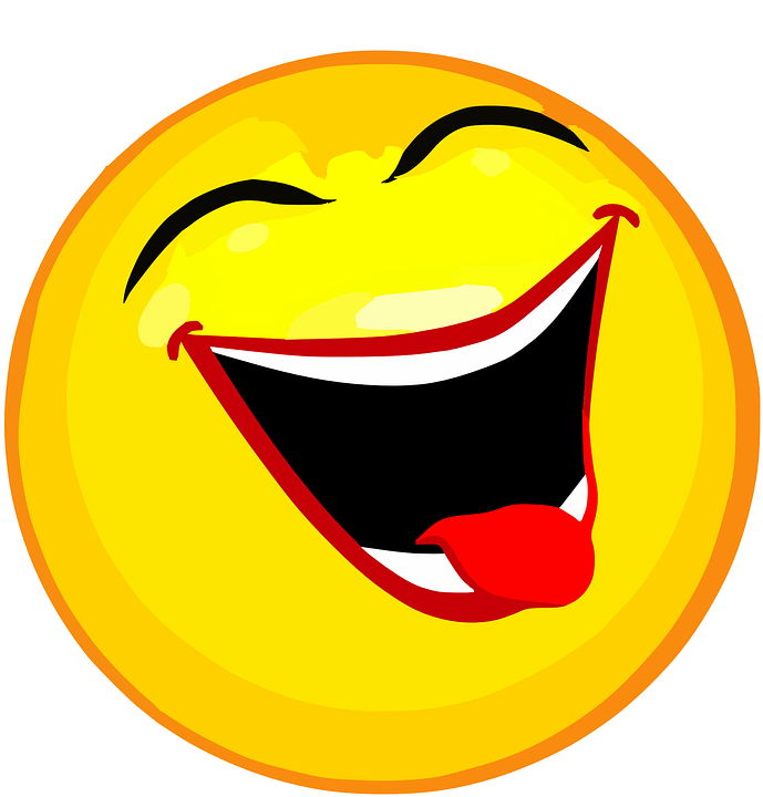 ... Smiley, Smilies, Happy