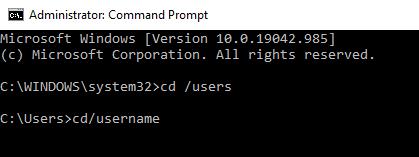 Reset User Permissions