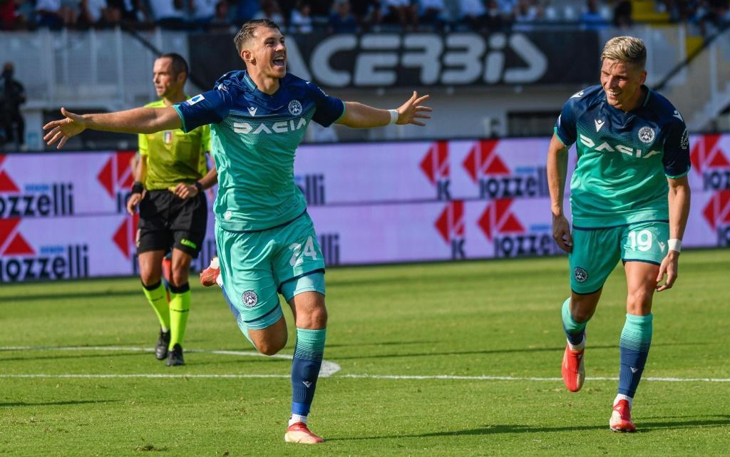Các cầu thủ Udinese đang có phong độ rất cao