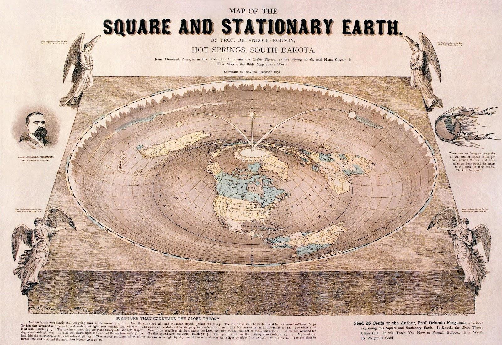 Flat Earth - Wikipedia
