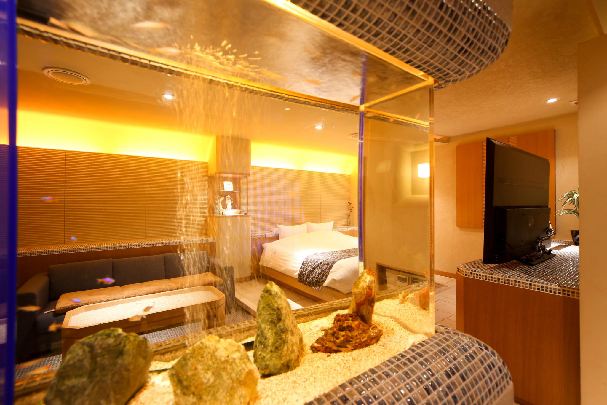 札幌市すすきの近くの【WATER HOTEL K】
