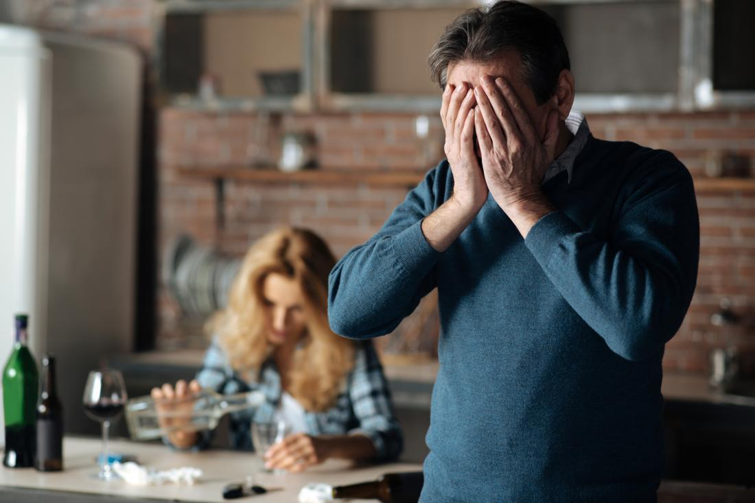 Alcohol withdrawal syndrome: Symptoms, treatment, and detox time