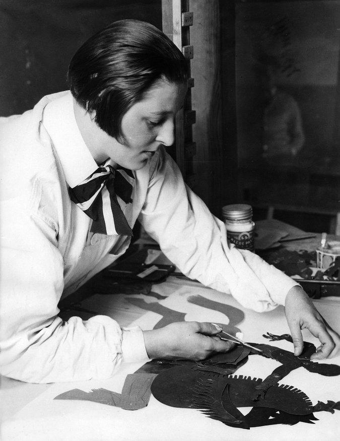 לוטה רייניגר, 1899-1981