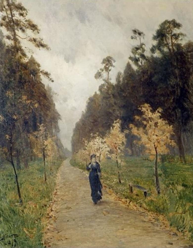 8 великих картин пейзажиста Исаака  Левитана